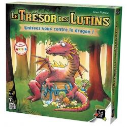 TRESOR DES LUTINS - FACE