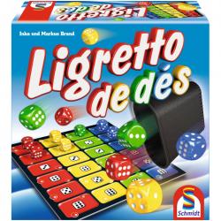 LIGRETTO DE DES - FACE