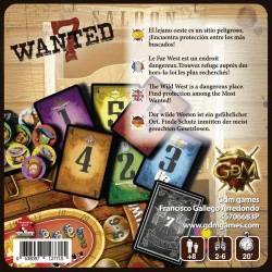 WANTED 7 - DOS