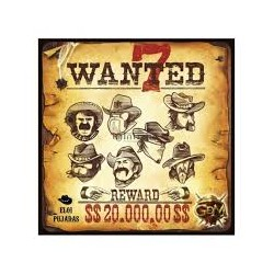 WANTED 7 - FACE
