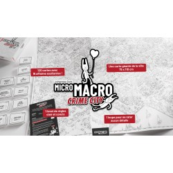 MICRO MACRO - CRIME CITY - CONTENU 3