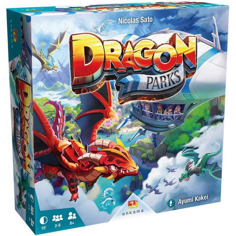 DRAGON PARKS - FACE
