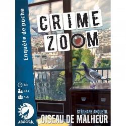 CRIME ZOOM – OISEAU DE MALHEUR - FACE