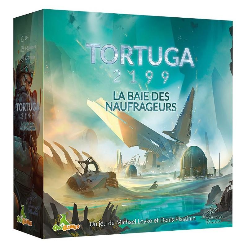 TORTUGA 2199 – EXTENSION LA BAIE DES NAUFRAGEURS - FACE