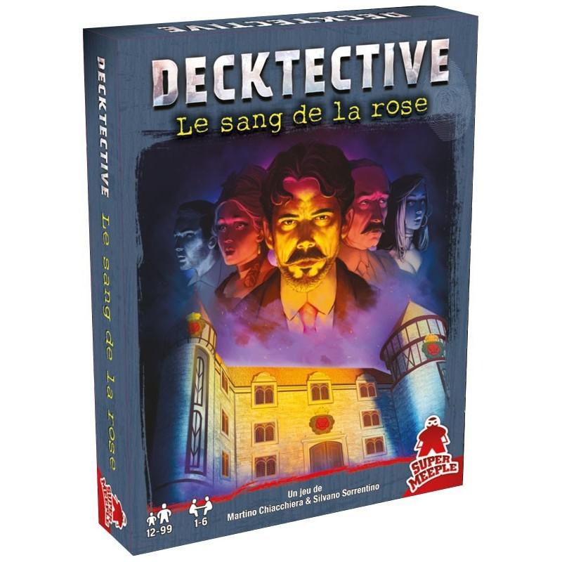 DECKTECTIVE – LE SANG DE LA ROSE - FACE