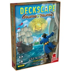 DECKSCAPE : PIRATES VS PIRATES - FACE