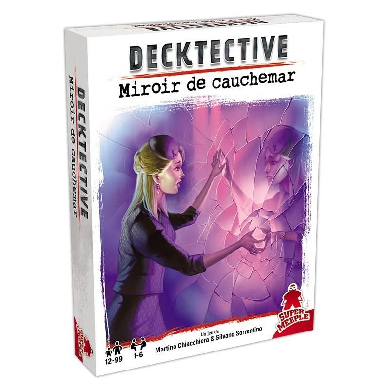 DECKTECTIVE – MIROIR DE CAUCHEMAR - FACE