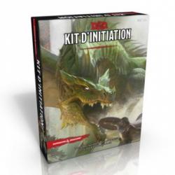 DONJONS & DRAGONS 5 : KIT D'INITIATION - FACE