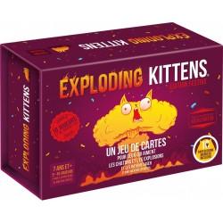 EXPLODING KITTENS : ÉDITION FESTIVE - FACE