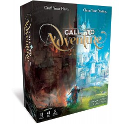 CALL TO ADVENTURE - FACE