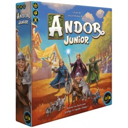ANDOR JUNIOR - FACE