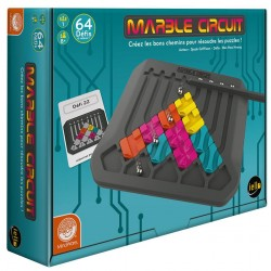 MARBLE CIRCUIT - FACE