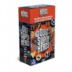 QUIZ SUPER HEROS - FACE