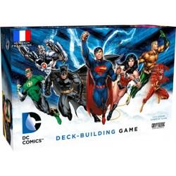 DC COMICS DECK BUILDING - JEU DE BASE - FACE