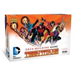 DC COMICS DECK-BUILDING - TEEN TITANS - FACE