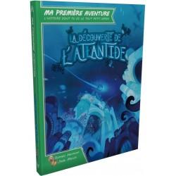 Ma première aventure : Découverte de l'Atlantide - FACE