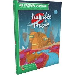 MA PREMIERE AVENTURE : L'ODYSSEE DE PHOBOS - FACE