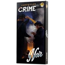 CHRONICLES OF CRIME - Noir - FACE