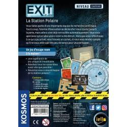 EXIT : LA STATION POLAIRE - DOS