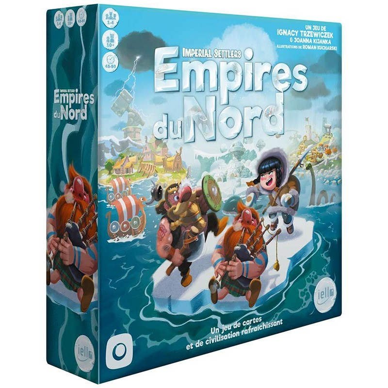 Imperial Settlers : Empires du Nord - FACE