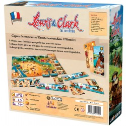 LEWIS & CLARK - DOS
