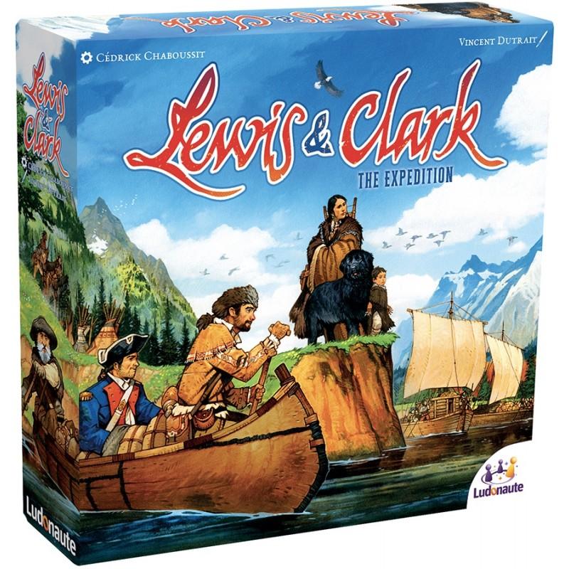 LEWIS & CLARK - FACE