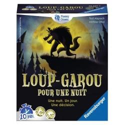 Loup Garou pour une Nuit - FACE