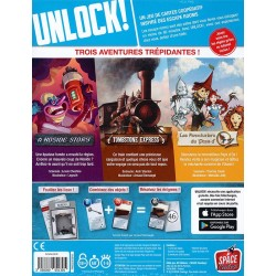 UNLOCK! SECRET ADVENTURES - DOS