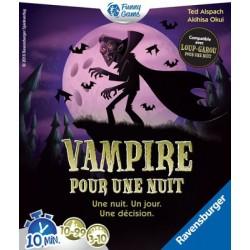 Vampire pour une Nuit - FACE