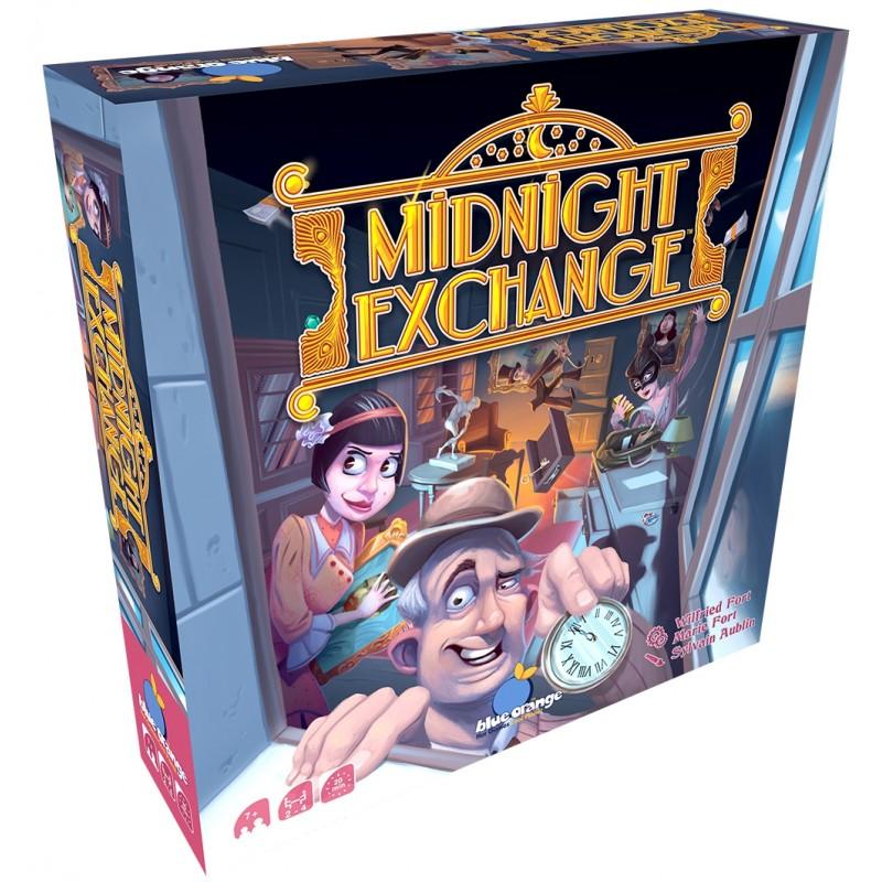 MIDNIGHT EXCHANGE - FACE