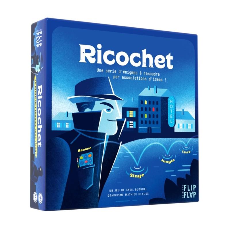 RICOCHET 2 - FACE