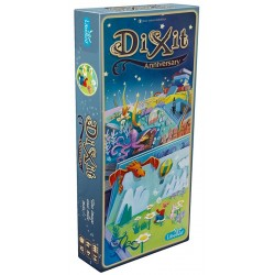 DIXIT 9 ANNIVERSARY (EXT) - FACE