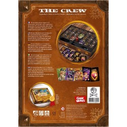 JAMAÏCA : THE CREW (EXT) - DOS