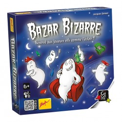 BAZAR BIZARRE Face