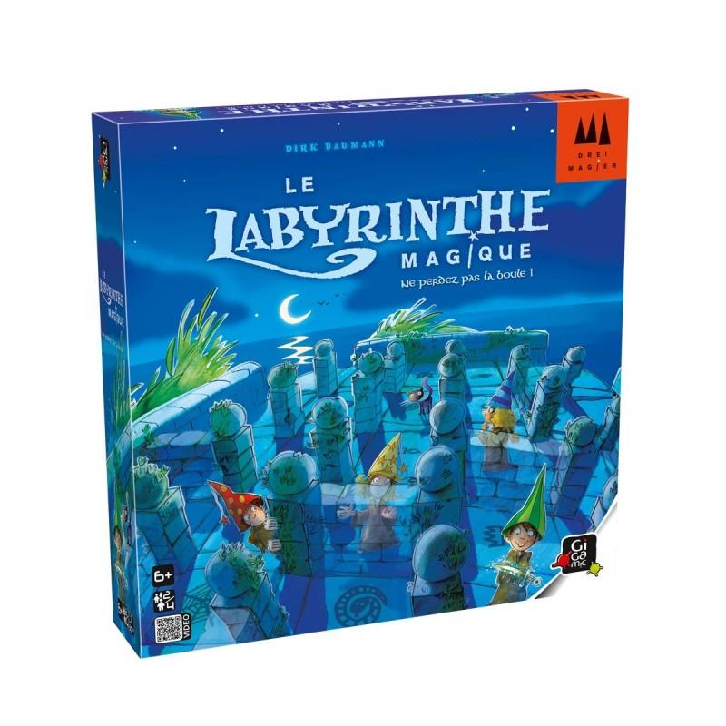LABYRINTHE MAGIQUE - FACE