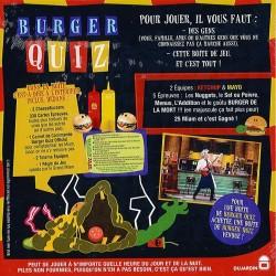 BURGER QUIZ - DOS