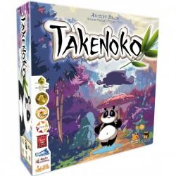 TAKENOKO NOUVELLE EDITION - FACE