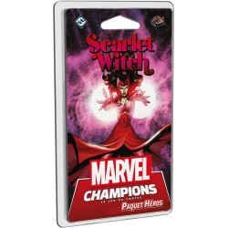 MARVEL CHAMPIONS : SCARLET WITCH - FACE
