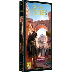 7 WONDERS : CITIES (EXT) - FACE