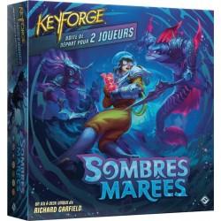 KEYFORGE : SOMBRES MARÉES - BOÎTE DE DÉPART - FACE