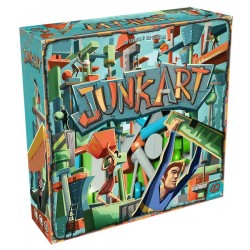 JUNK ART PLASTIQUE - FACE