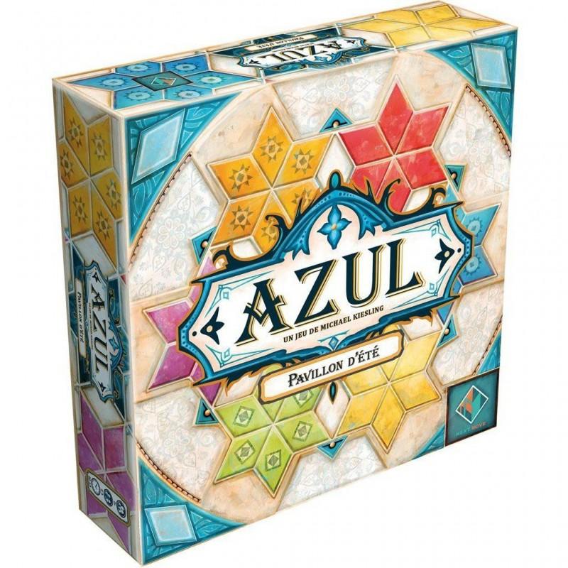 AZUL : PAVILLON D'ÉTÉ - FACE
