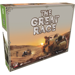 THE GREAT RACE  - FACE