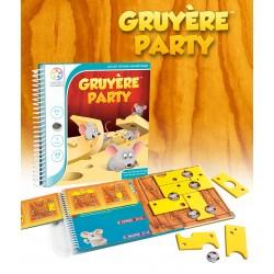 GRUYÈRE PARTY  - CONTENU