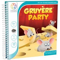 GRUYÈRE PARTY  - FACE