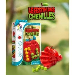 LE FESTIN DES CHENILLES - CONTENU 1