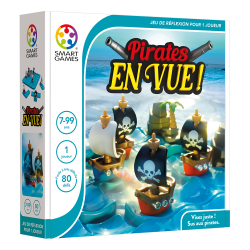 PIRATES EN VUE ! - FACE