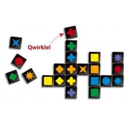 QWIRKLE VOYAGE - CONTENU