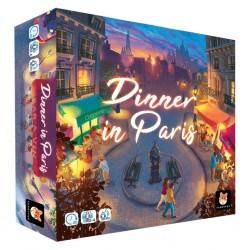 DINNER IN PARIS Face