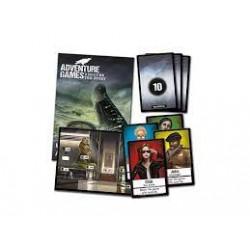 ADVENTURE GAMES : MONOCHROME - CONTENU